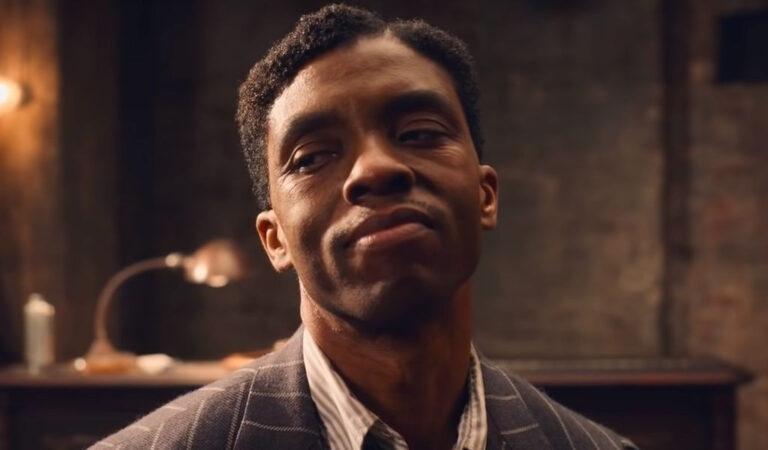 Chadwick Boseman no ganó un Óscar, pero sí estuvo  muy presente en la premiación